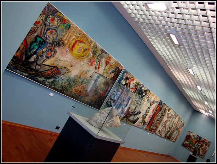 Moderne Wohnzimmerwande Galerie : Galerie d art moderne et contemporain la de