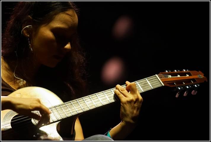 Festival Les Transmusicales 2007 (Vendredi) Les Vedettes