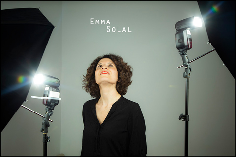 Emma Solal par Thomy Keat