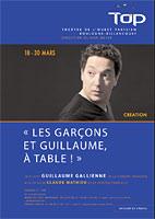 Les gar ons et guillaume table th tre de l 39 ouest parisien froggy 39 s delight musique - Musique film guillaume et les garcons a table ...