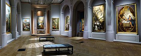Le baroque des lumi res chefs d 39 oeuvre des glises for Interieur 18eme siecle