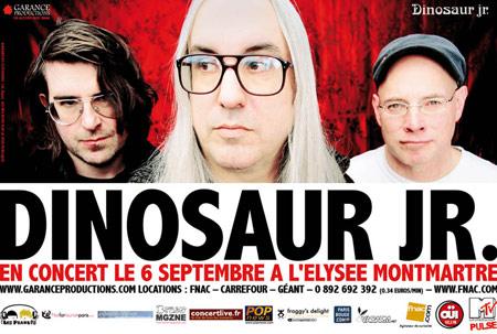 Dinosaur Jr en Concert